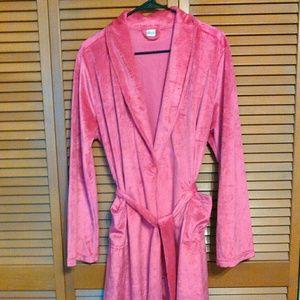 Super Plush Pink Robe from Ulta